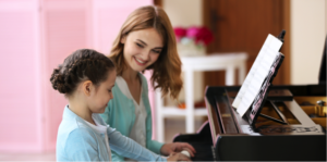 how to be a private music teacher